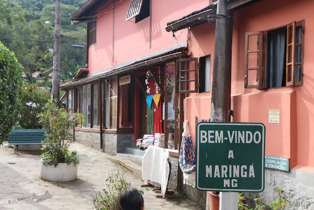 Maringá, Minas Gerais