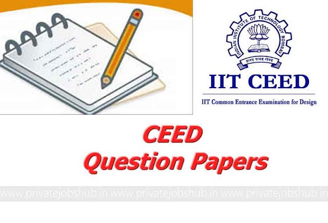 CEED Question Papers