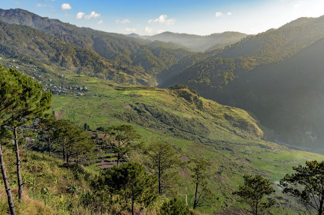 8TH WONDER TRAVEL DESTINATION HIDDEN FIDELISAN RICE TERRACES SAGADA