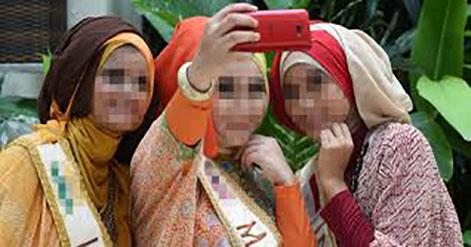 Wanita Bersuami Dilarang Unggah Foto ke Sosmed