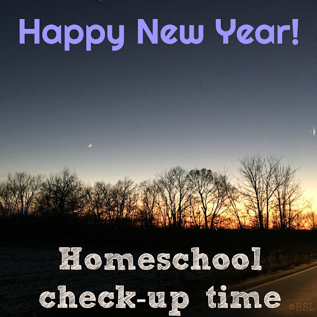 homeschooling, evaluation, new year