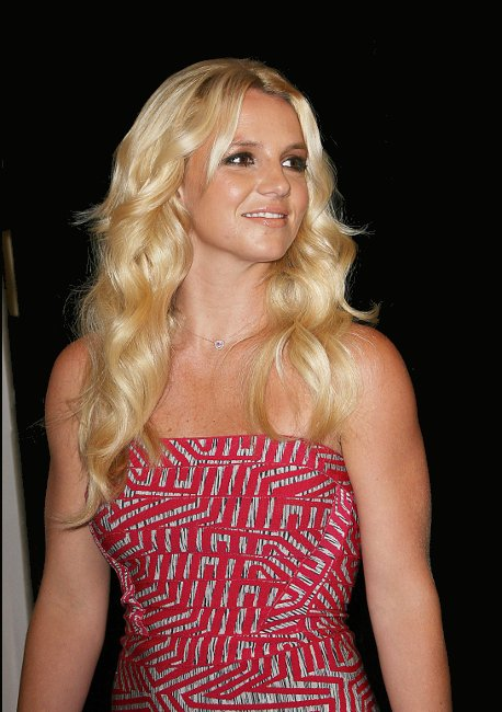 Britney Spears Britney Spears Hot Dress