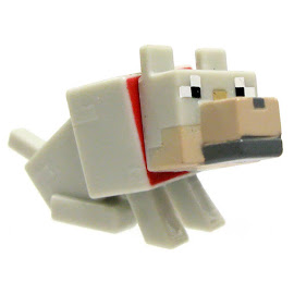Minecraft Chest Series 2 Wolf Mini Figure