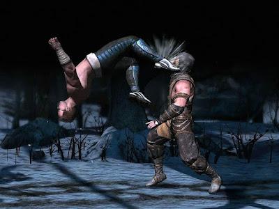 Mortal Kombat X Versi 1.11.1 Mega Mod