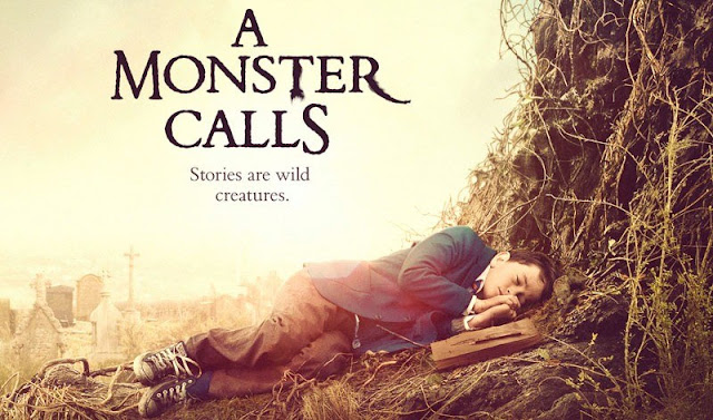 A Monster Calls (2016) Review: Story Are Wild Creatures