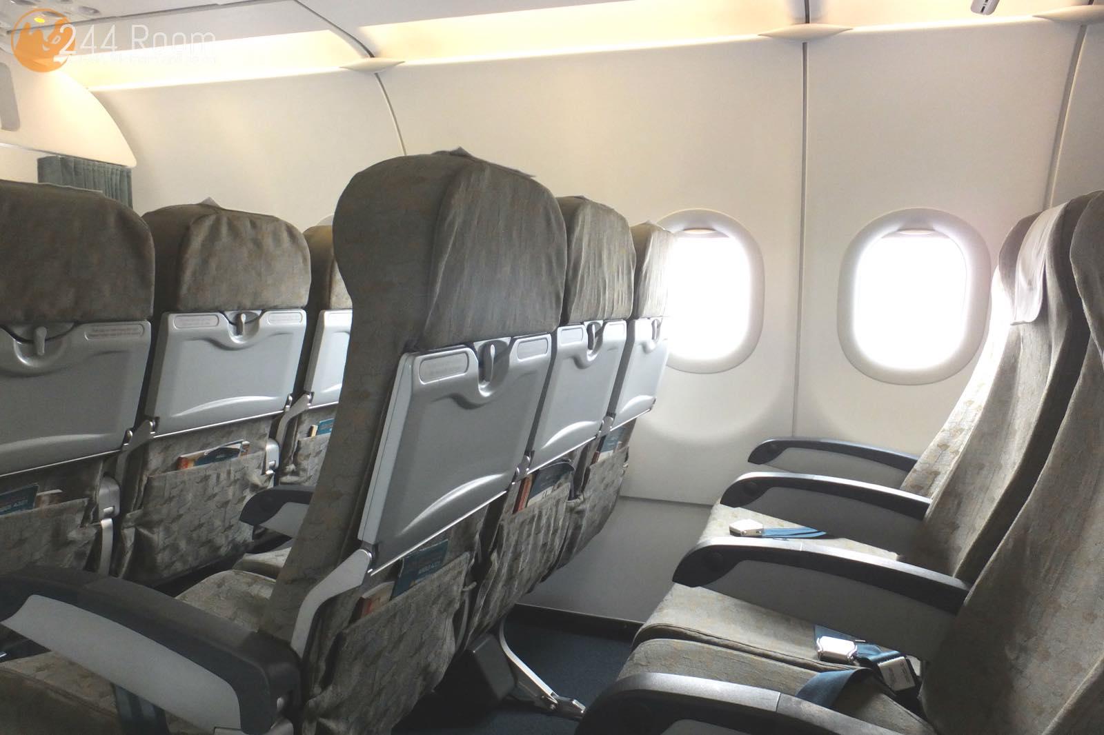 ベトナムエアライン座席 Vietnam Airlines Economy class seat