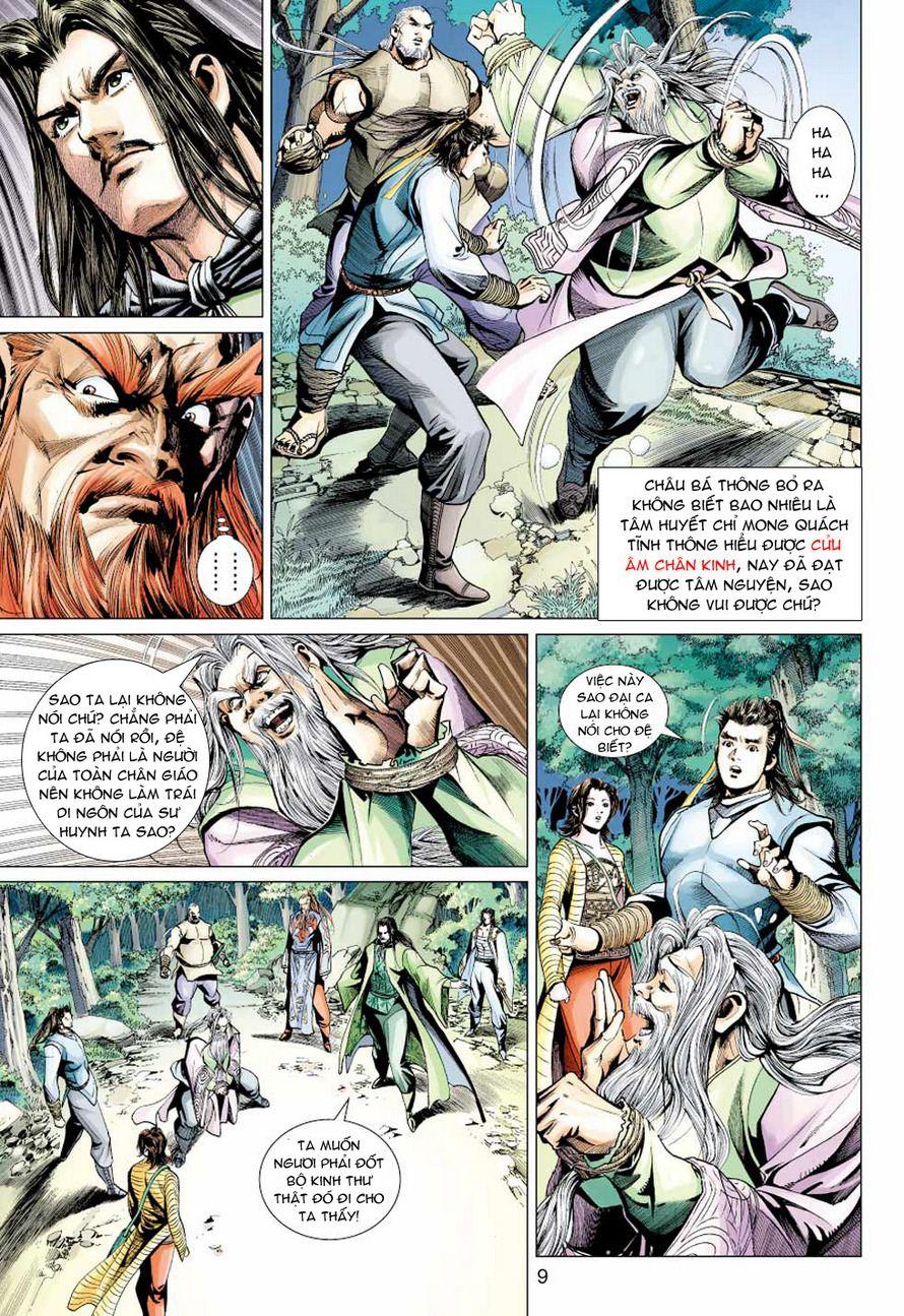Anh Hùng Xạ Điêu anh hùng xạ đêu chap 49 trang 9
