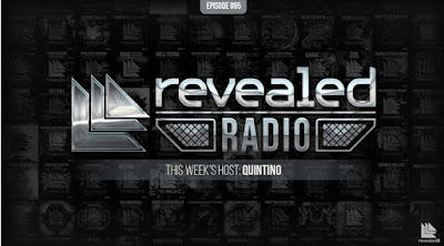 Revealed Radio 095 - Quintino