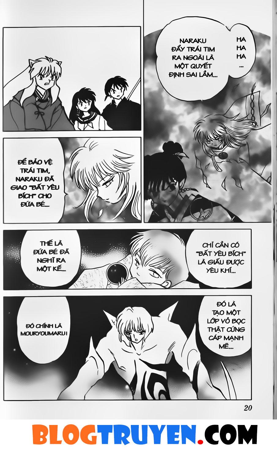 Inuyasha vol 38.1 trang 18