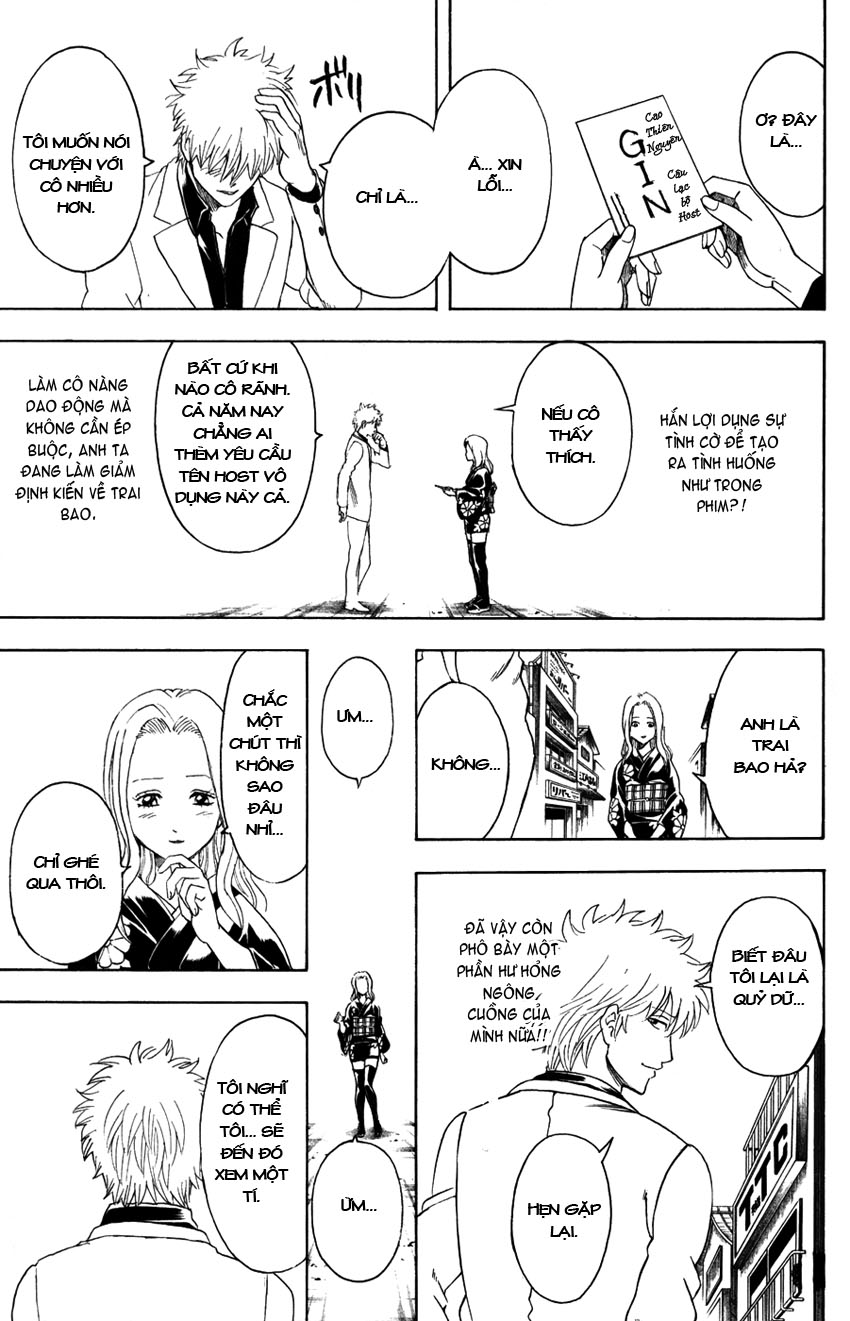 Gintama Chap 362 page 18 - Truyentranhaz.net