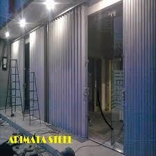 Harga Folding Gate & Rolling Door Murah