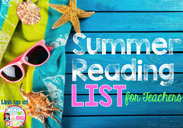 Summer Reading List For And By Teachers >> A Rocky Top Teacher Summer Reading List