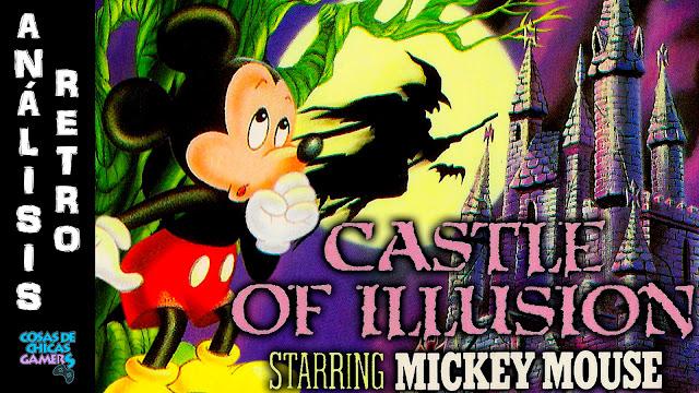 Castle of Illusion - Análisis (megadrive)