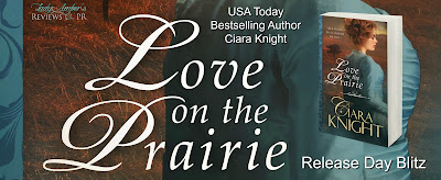 Love On the Prairie by Ciara Knight – Release Day Blitz