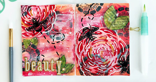 Art Journal: Beauty