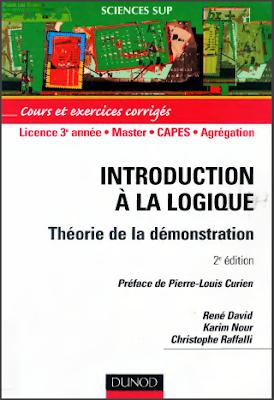 Télécharger Livre Gratuit Cours et exercices corrigés - Introduction à la logique - théorie de la démonstration pdf
