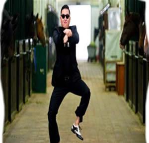 El Record del  'Gangnam Style