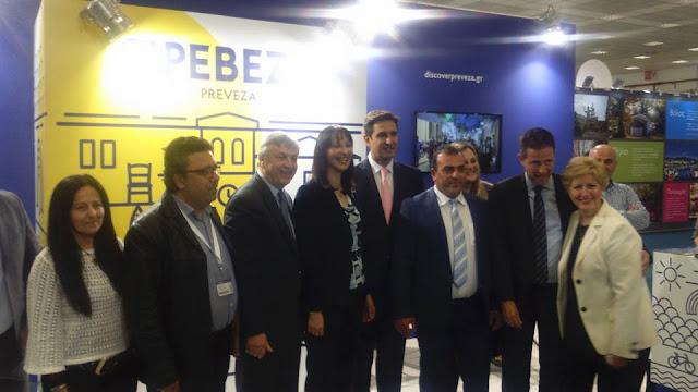 Πρέβεζα: Εύσημα Κουντουρά στην Πρέβεζα - Αύξηση 30% εσόδων και επισκεπτών το 2016