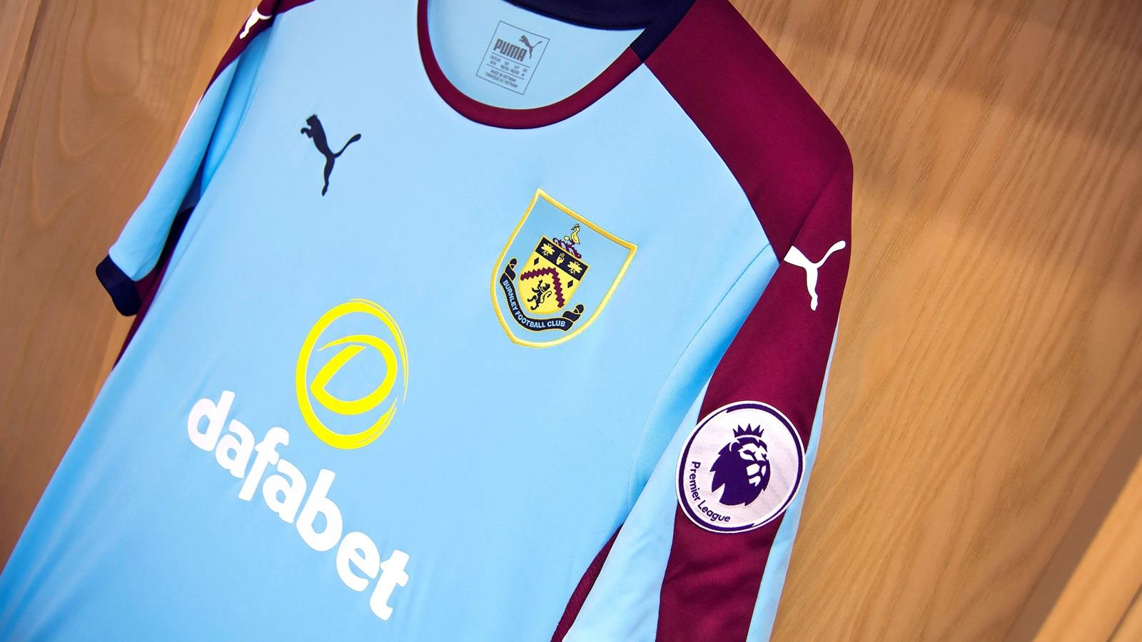 Burnley 16-17 Away Kit Released - Footy Headlines