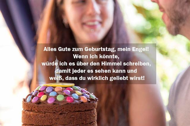 Romantisch Glückwünsche Für Freundin Zum Geburtstag
