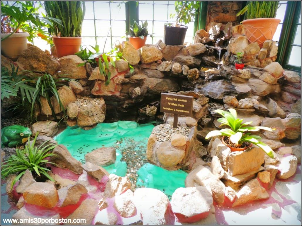 Castillo Gillette: Terraza de Invierno