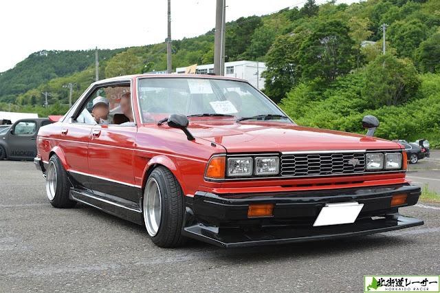 Nissan Bluebird 910, motoryzacja, zdjęcia samochodów, ciekawe auta, stare, oldschool
