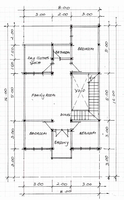 2nd floor plan of home image 08