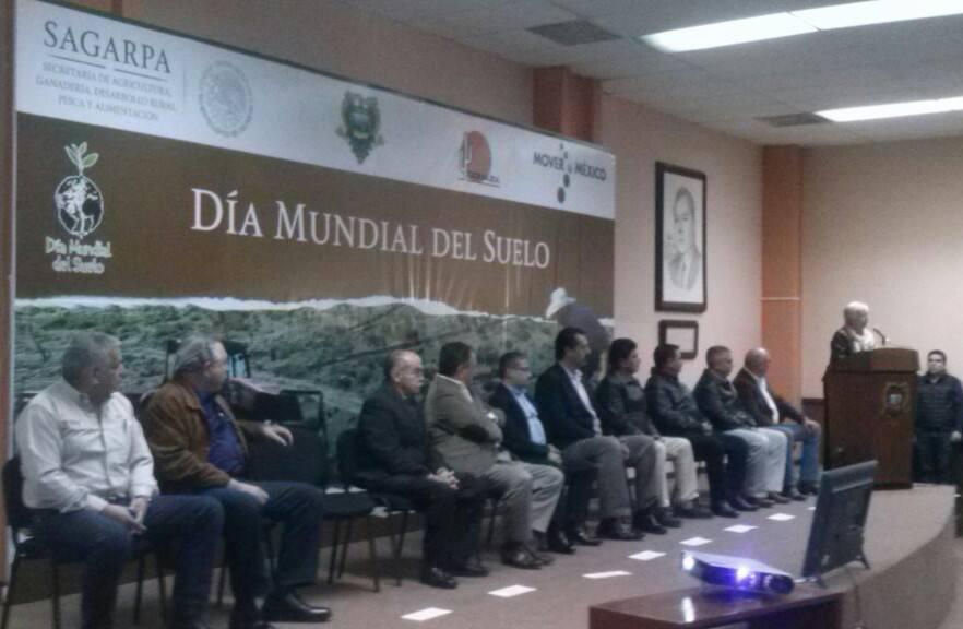Panorama-UAAAN: ORGANIZA LA UAAAN CONJUNTAMENTE CON SAGARPA