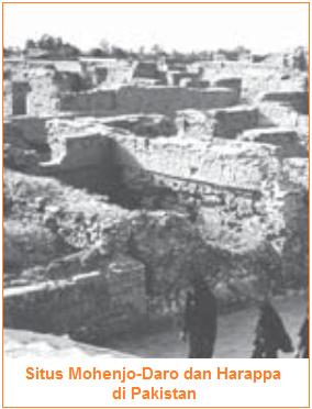 Situs Mohenjo-Daro dan Harappa di Pakistan