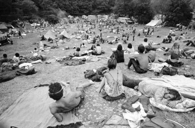 Powder Ridge Rock Festival 1970
