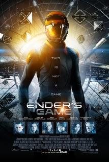 Ender's Game – O Jogo do Exterminador – BDRip AVI Dual áudio + RMVB Dublado