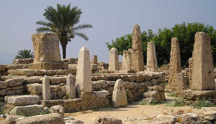 West Asia Heritage Sites