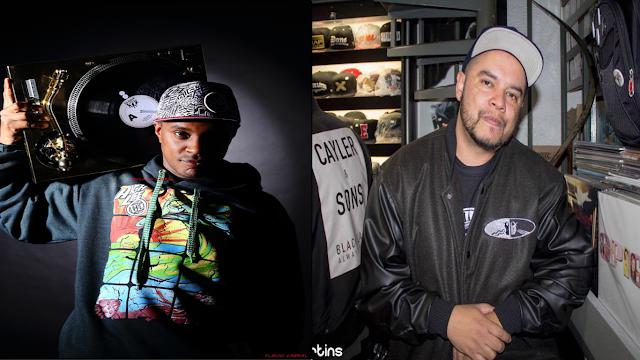 DJ Eric Jay e o Dj SouJazz vão representar o Hip Hop brasileiro na final do DMC em Londres