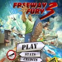 Freeway Fury Game