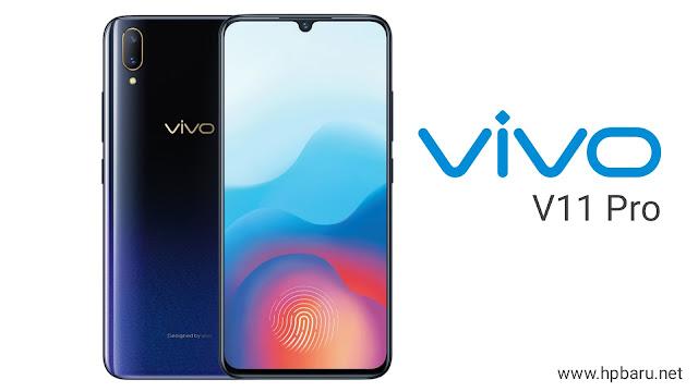 Harga Vivo v11 pro full spesifikasi