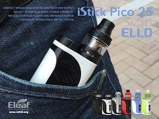 How to get Eleaf iStick Pico 25 with ELLO Atomizer Starter Kit with best price