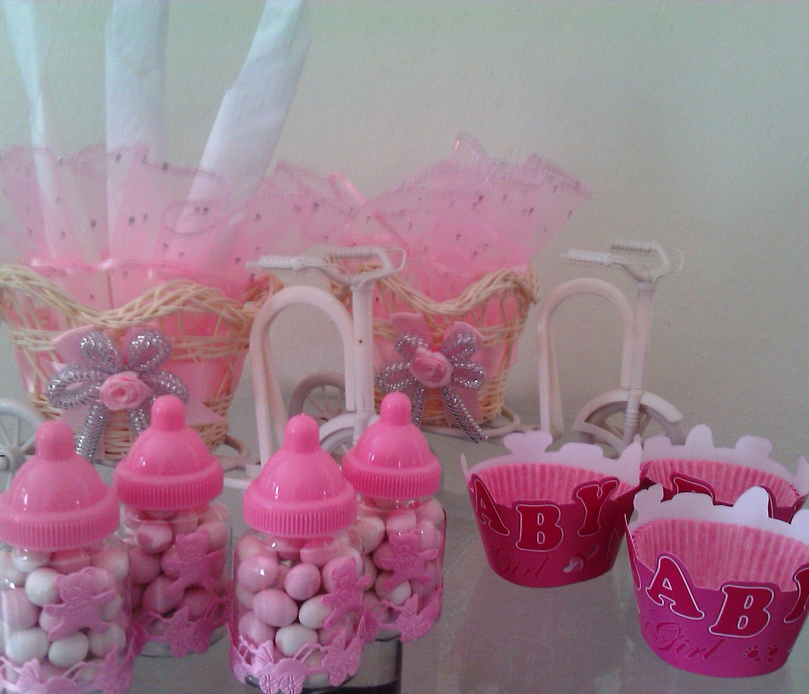 Baby Showers Gifts For Guests: Fadwa Gifts: Baby Shower Guest Gifts