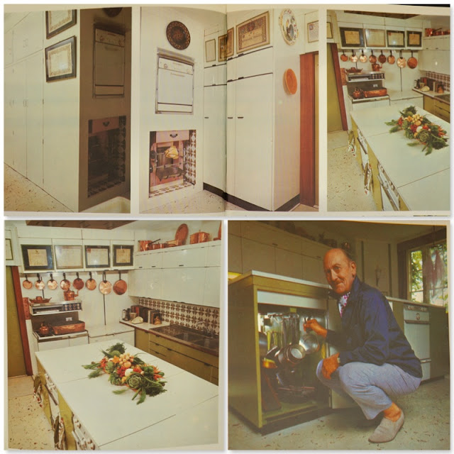 Fanny Cradock Kitchen Planning