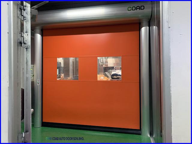 COAD, High Speed Door, INDONESIA, INDUSTRIAL DOOR, JAPAN, KOREA, MALAYSIA, Pintu Berkelajuan Tinggi, pintu pvc, PVC Roller Shutter Door, THAILAND, VIETNAM, シート製高速シャッター