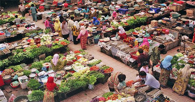 Mantap! Giatkan Kembali Berbelanja Di Market Tradisional Dan Warung Tetangga