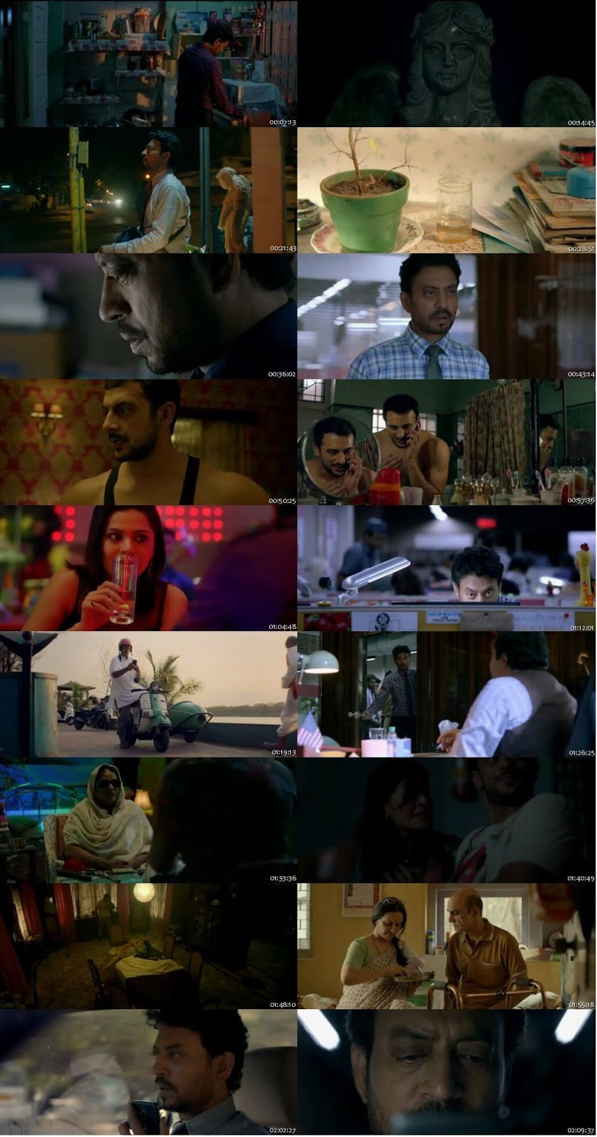 Blackmail 2018 Hindi 720p HDRip x264 999MB ESubs 1