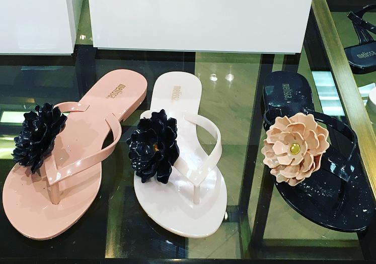 Melissa Harmonic Flower Sandals