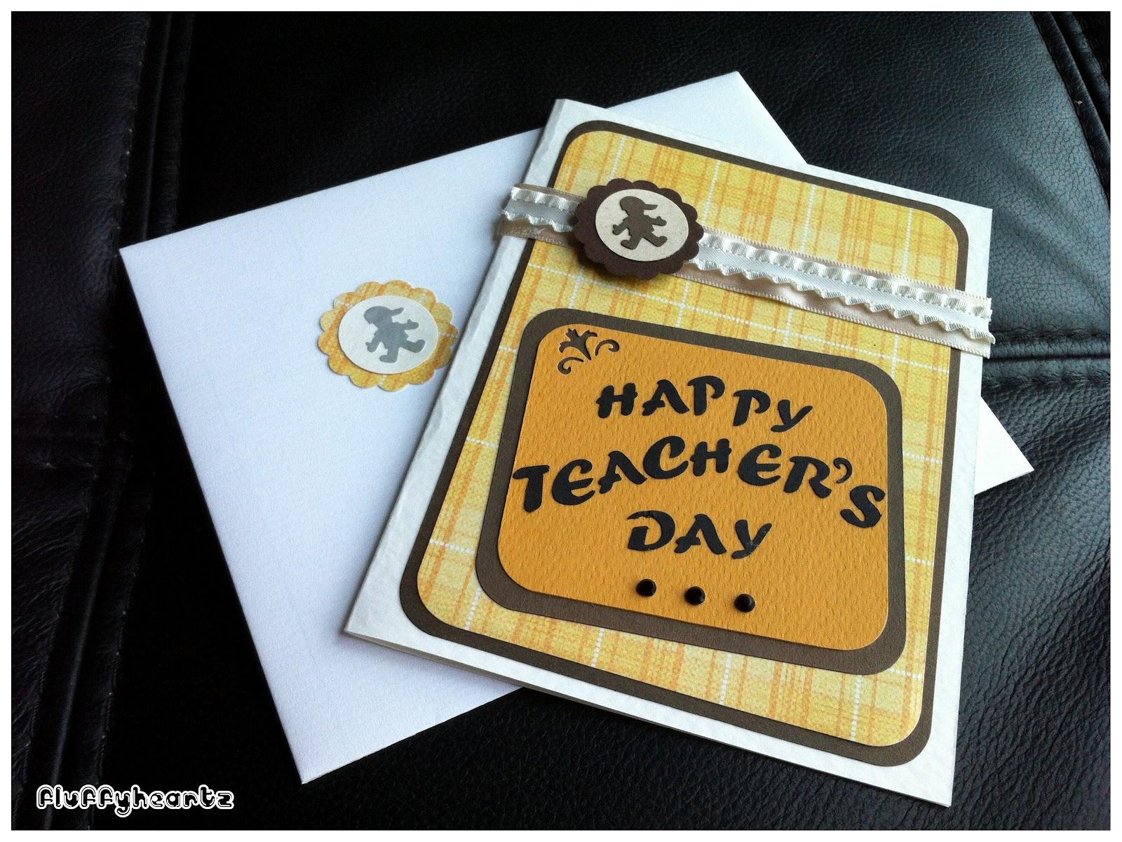 fluffyheartz ♥ teacher's day cards for male teachers