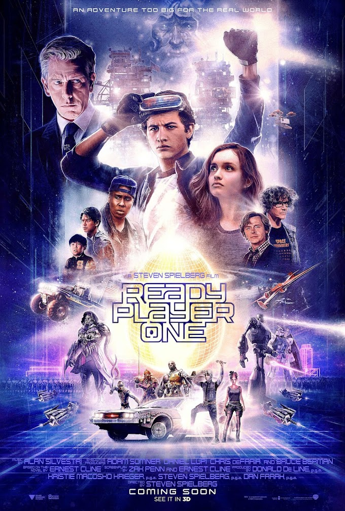 Review Filem Ready Player One