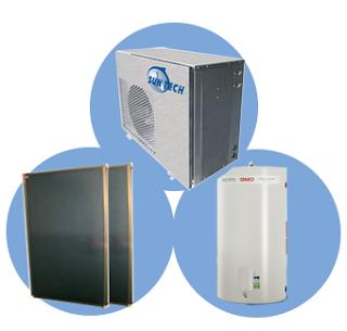 Giải pháp lắp đặt máy bơm nhiệt nước nóng cho gia đình - 218322