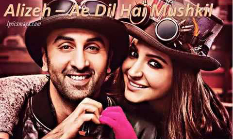 The Alizeh lyrics from 'Ae Dil Hai Mushkil', The song has been sung by Arijit Singh, Ash King, Shashwat Singh. featuring Ranbir Kapoor, Aishwarya Rai, Anushka Sharma, . The music has been composed by Pritam, , . The lyrics of Alizeh has been penned by Amitabh Bhattacharya,