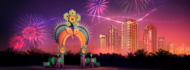 SimCity BuildIt - The Rio Carnival, Lunar New Year & Valentine's Day Update
