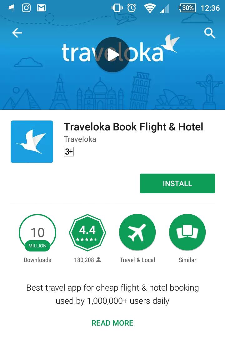 Going Travel Loco Over Traveloka - Chasing Philippines