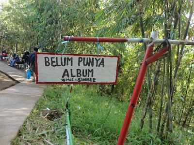 Tahun Baruan Positif, Nyunda di Gunung Sunda