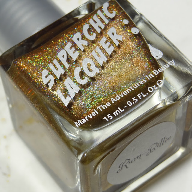 Superchic Lacquer - Rum-Billie